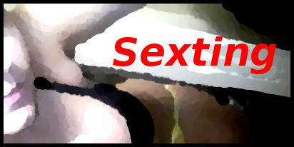 Ilustración sexting